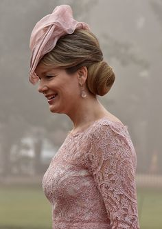 Royal Family Around the World: Queen Mathilde and King Philippe of Belgium are on a state visit to India on November 6, 2017