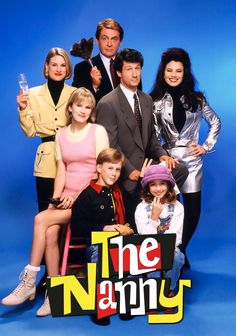 """Do you remember every word to the theme song from the TV show, """"The Nanny""""? 90s Tv Shows, Childhood Tv Shows, Cartoon Tv Shows, Movies And Tv Shows, Nanny Show, Serie Disney, Tv Sendungen, Fran Fine, Mejores Series Tv"""
