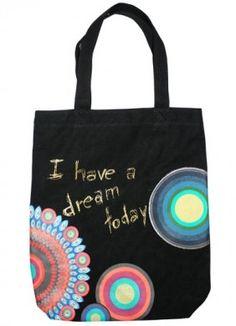 Desigual bag ... deze heb ik :)