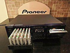 Pioneer Cassette Deck Changer