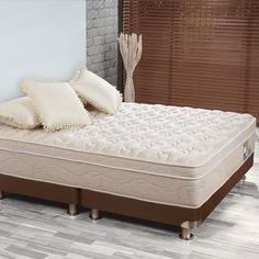 Colchón Natural Cotton Linoso Mattress, Natural, Bed, Furniture, Home Decor, Decoration Home, Stream Bed, Room Decor, Mattresses
