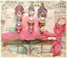 Vintage Style Stick Pins