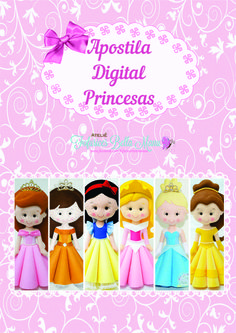 Apostila Digital Princesas