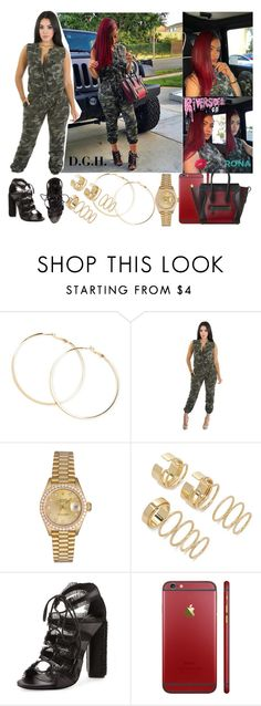 """""""Camo."""" by dopegenhope ❤ liked on Polyvore featuring Forever 21, Rolex, Tom Ford, westbrooks, indialove, indialovewestbrooks, illyil and thewestbrooks"""
