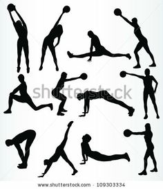 Exercise Silhouette
