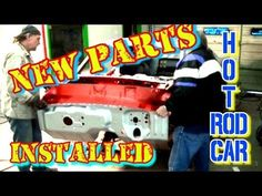 "▶ ""How To"": ""Restore"" A Rusted Out ""Car""-Part 12 - YouTube"