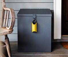 Secure Your Home Parcel Deliveries with BoxLock Parcel Delivery, Package Delivery, Drop Box Ideas, Amazon Prime Delivery, Parcel Drop Box, Home Additions, Diy Box, Summer Diy, Deck Design