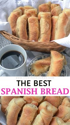The best Spanish Bread recipe! Soft, fluffy Spanish Bread filled with butter and sugar then laid in breadcrumbs. A bread like no other and definitely every Filipinos favorite merienda.  #Filipino #bread #recipe Filipino Desserts, Filipino Recipes, Filipino Dishes, Cuban Recipes, Filipino Food, Bread Recipes, Baking Recipes, Dessert Recipes, Senorita Bread Recipe