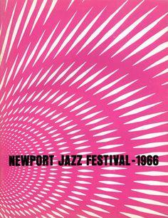 Poster Newport Festival, 1966.