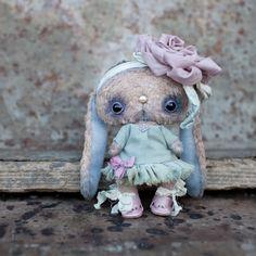 Купить Донна Роза - серый, зайка, зайка девочка, зайка тедди, зайка в подарок