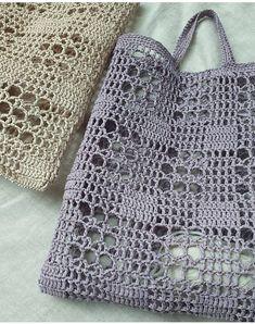 Crochet Hooded Scarf, Crochet Tote, Crochet Handbags, Crochet Purses, Crochet Slippers, Granny Square Crochet Pattern, Crochet Diagram, Filet Crochet, Crochet Stitches