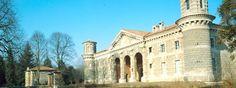 Marmirolo, Bosco Fontana, palazzina di caccia