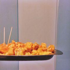 Hoy tapeamos por León. Nuestras patatas favoritas  #olocomesolodejasvacaciones by olocomesolodejasmad
