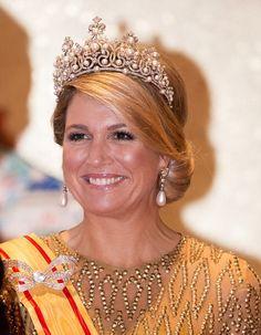queen maxima tiara - Google Search