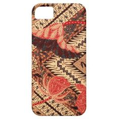 batik case 20 cover for iPhone 5/5S