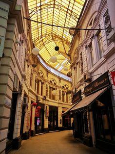 Macca-Villacrosse Passage Bucharest Bucharest, Verona, Places To Visit, Louvre, Europe, Building, Travel, Park, Viajes
