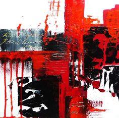 """Petra Wendelken, """"Spiegelung der Gefühle 2"""" Mit einem Klick auf """"Als Kunstkarte versenden"""" versenden Sie kostenlos dieses Werk Ihren Freunden und Bekannten."""