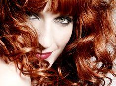 Florence Welch Music Portrait Hair by: John Rankin Waddell
