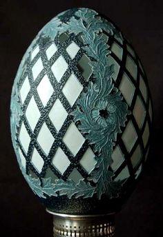 Eggshell Carvings 12