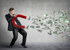 Use Powerful Money Magnet Affirmations to attract money and wealth into your life. 5 Actions to raise money magnet vibration and 55 best money affirmations. Earn More Money, Make Money Online, How To Make Money, How To Become, Earning Money, Money Fast, Mad Money, Raise Money, Money Today
