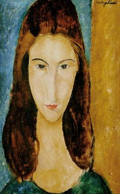 The Works of Amedeo Modigliani. Amedeo Modigliani selected works, art and famous paintings Amedeo Modigliani, Modigliani Paintings, Italian Painters, Italian Artist, Fine Art, Famous Artists, Oeuvre D'art, Painting & Drawing, Artist Painting
