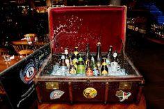 sports bar wedding station - Google Search