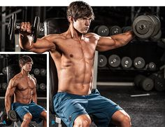 Bodybuilding.com - From Here To Weightlifter: Muscle Gain For Beginners