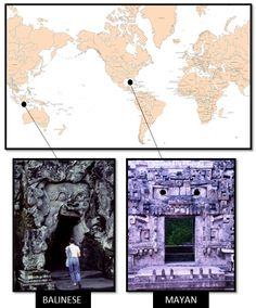 Suppressed By Scholars: Twin Ancient Cultures On Opposite Sides Of The Pacific [14-05-2012 Before It's News]