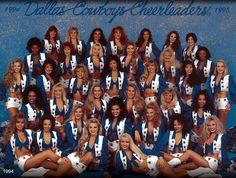 Dallas Cowboys Cheerleading
