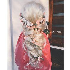 Bridal Hair Style @modaxhair