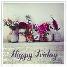 Good morning my beautiful girls. So glad it's Friday.