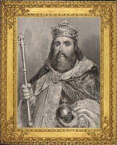 Charles III -  Holy Roman Emperor - 881-887