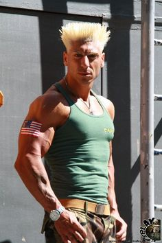 Guile Street Fighter | Streetfighter, Awesome Cosplay, Cosplay Street Fighter, Awesome Street ...
