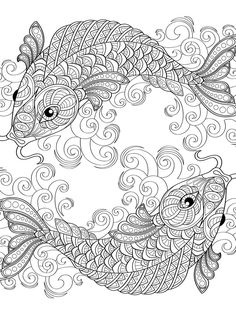 476 best Free Coloring Pages for Adults images on Pinterest in 2018 ...