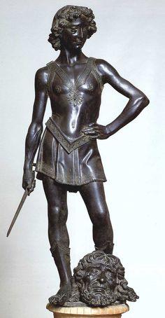 DAVID-Andrea del Verrocchio