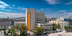 Greece, Multi Story Building, Street View, Construction, Greece Country, Building