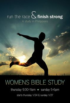 womens bible study flyer
