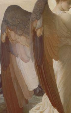 On Angel's Wings...