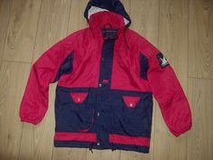 84257a357fc Vintage helly hansen hellytech twinsail sailing yachting marine jacket s m