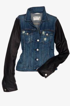 Womens Designer Denim - Denim Trends 2012 - Elle