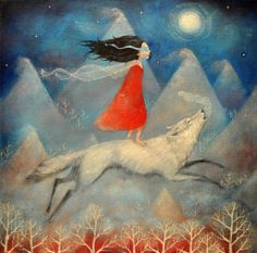 leap of faith, Lucy Campbell