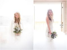 Ice Queen - The Wedding Opera Canadian Winter, Ice Queen, Opera, Wedding Dresses, Photography, Inspiration, Beauty, Style, Fashion