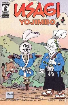 Usagi Yojimbo (1996- 3rd Series) 30