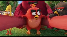 Visit nameofthesong for info about the music of: The Angry Birds Movie - International (UK) Trailer
