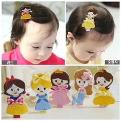 Aliexpress.com : Buy Madchen kinder kinder prinzessin haarspange fur madchen haarspangen haarnadeln hairclip kopf dekorationen ornamente pins ST 55 from Reliable haarspangen kinder suppliers on QingChen Store