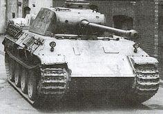 German Panzer V Panther Medium Tank