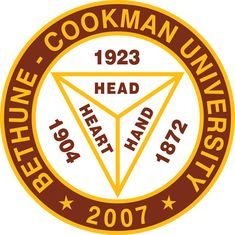 I said that shit while attending and I'll say it now. And it turns out I was right all along. Tell me how a white University help me more than a HBCU? World University, University Logo, Mary Mcleod Bethune, Colleges In Florida, University Of Pennsylvania, Training School, African American History, Event Calendar, Logos