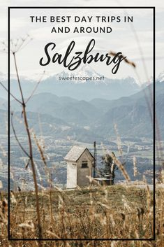 Whether you're into mountains, forest or lakes - the area of Salzburg has it all! Check this guide for the highlights!