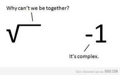 It's complex.