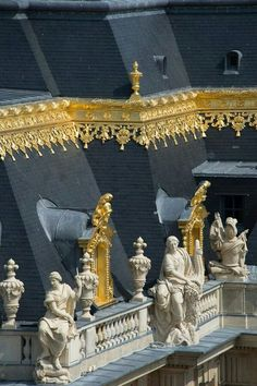~ Design Luv ~ — Palace of Versailles, Versailles, France.